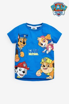 PAW Patrol Short Sleeve T-Shirt With Book (3mths-8yrs)