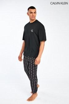 Calvin Klein Black Pyjama Set