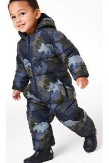 Snowsuit (3mths-7yrs)