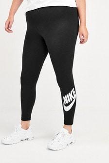 Nike Curve Leg-A-See Leggings mit hohem Bund