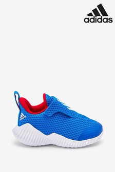 Сине-белые кроссовки для малышейadidas FortaRun