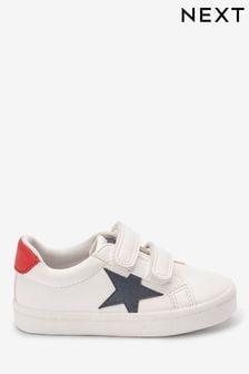 حذاء بحزام إغلاق باللمس نجوم (الصغار)