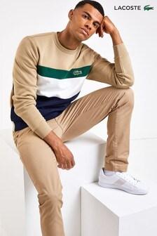 Lacoste® Sweatshirt mit Farbblockdesign
