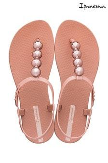 Ipanema Chrome Blush Pebble Sandals
