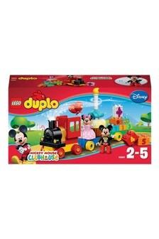 Jeu LEGO® DUPLO® Disney Mickey™ And Minnie™ Birthday Parade 10597