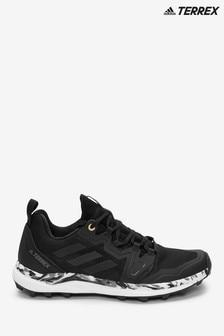adidas Terrex Trail Agravic Sneaker, blau