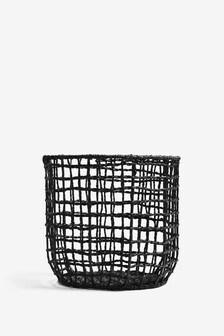 Open Paperweave Basket