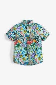 Printed Shirt (3-16yrs)