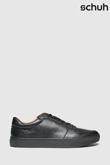 Schuh Black Wigham Trainers