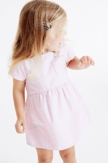 Платье с карманом (3 мес.-7 лет)