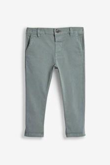 Pantalones chinos elásticos (3 meses-7 años)