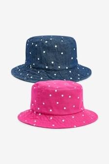 מארז 2 כובעי דייגים (נוער)
