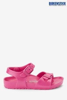 Birkenstock® Pink Rio EVA Sandals