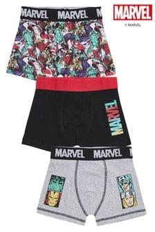 Набор трусов Marvel®, 3 шт. (2-12 лет)