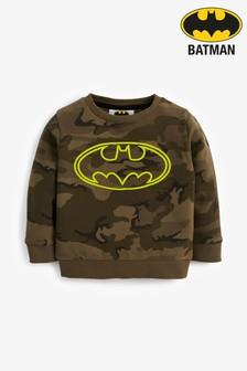 Batman® Crew Neck Sweater (6mths-8yrs)