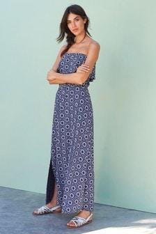 Платье макси Boobtube