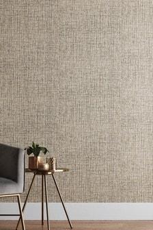 Tapeta s tvídovou textúrou Paste the Wall