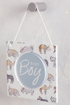 Baby Jungle Hanging Decoration