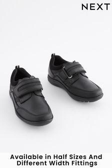 Leather Single Strap Shoes (Older)