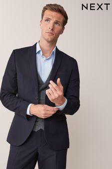 Костюмный пиджак с двумя пуговицами