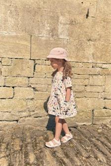 Платье на пуговицах (3 мес.-7 лет)