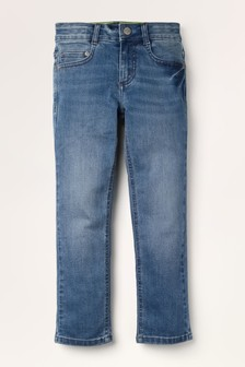 ג'ינס Boden כחול דגם Adventure Flex בגזרה צרה