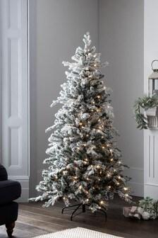 6ft Pre Lit Nordmann Christmas Tree