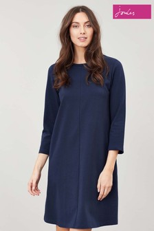 Joules Blue Layla A-line Dress