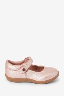 Туфли с ремешком на каблуке Little Luxe™ (Младшего возраста)