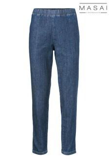 Masai Blue Pandy Trousers