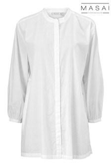 Masai White Iana Shirt