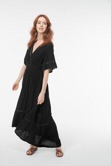Dip Hem Dress