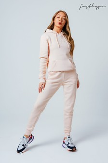 Hype. Hoodie And Jogger Tracksuit Loungewear Set
