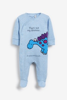 Pijamas tipo pelele That's Not My Dinosaur (0-12 meses)