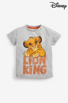 Camiseta de El Rey León (3 meses-8 años)