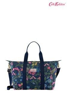 Cath Kidston® Twilight Garden Foldaway Overnight Bag