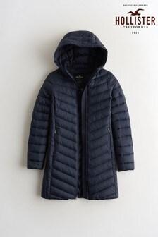Hollister Padded Parka Coat
