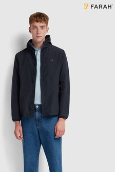 Farah Blue Strode Jacket