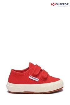 Dziecięce buty sportowe Superga® z 2750 rzepami