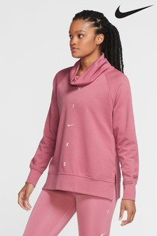 Nike Dri-FIT Get Fit Funnel Neck Sweat Top
