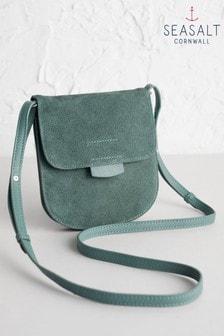 Seasalt Green Lowen Cross Body Bag