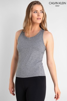 Calvin Klein Golf Lifestyle Racer Back Tank Top