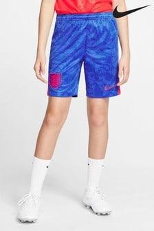 Nike Away England Football Shorts