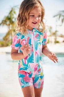 Costum de protecție solară (3 luni - 7 ani)