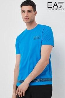 Emporio Armani EA7 Tape Detail T-Shirt