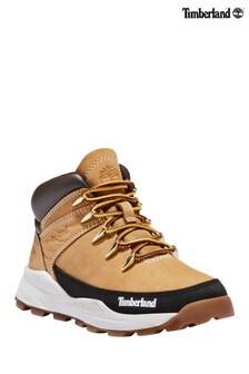 Timberland® Tan Brooklyn Euro Sprint Boots