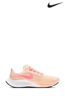Nike Air Pink Zoom Pegasus 37 Running Trainers