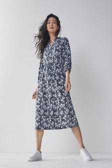 Платье на завязках