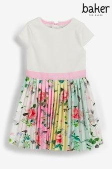 Платье с плиссированной юбкойBaker by Ted Baker