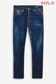Replay® Donny Slim Tapered Fit Jeans